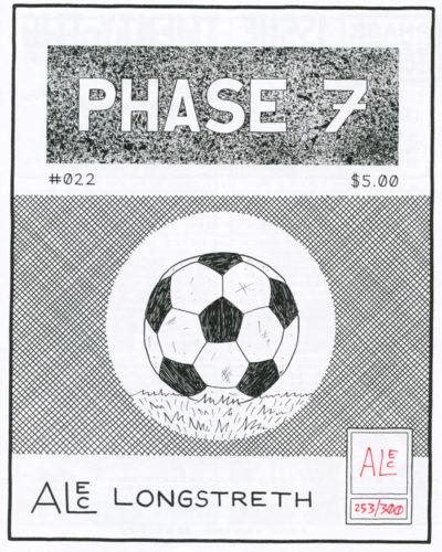 Phase 7 No. 022 by Alec Longstreth