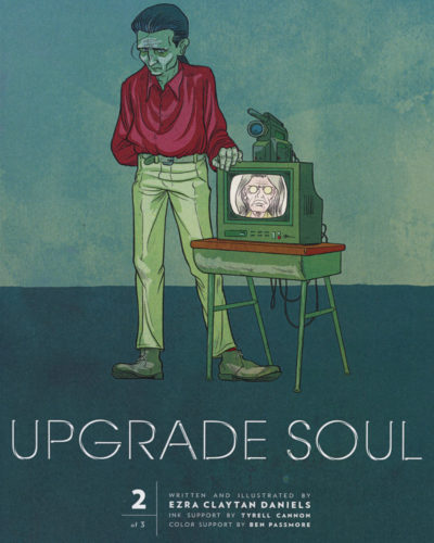 Upgrade Soul vol. 2 by Ezra Claytan Daniels