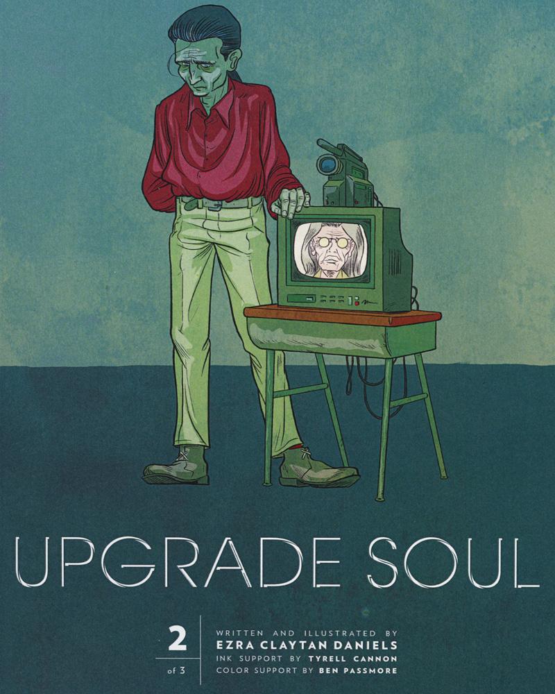 Upgrade Soul vol. 2 by Ezra Claytan Daniels