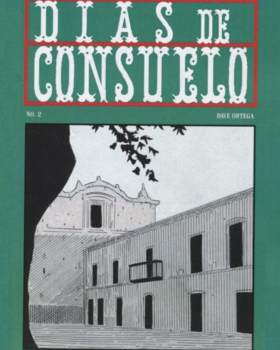 Dias De Consuelo No. 2 by Dave Ortega