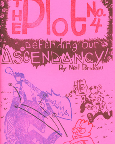 Plot No. 4 by Neil Brideau