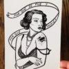 Postcard by Cathy Hannah