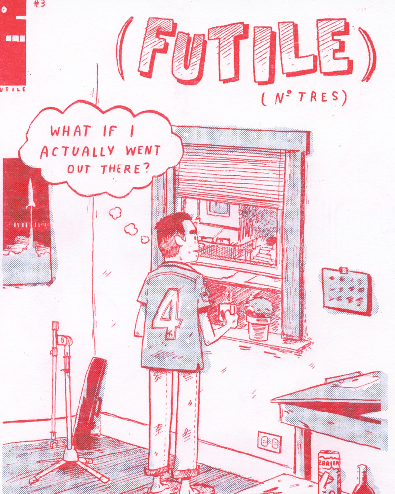 Futile Comics No. Tres