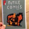 Futile Comics No. 4 by Mike Centeno