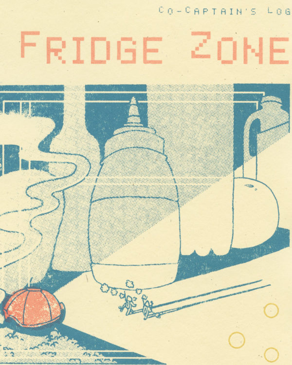 Fridge Zone by Bobby Sims