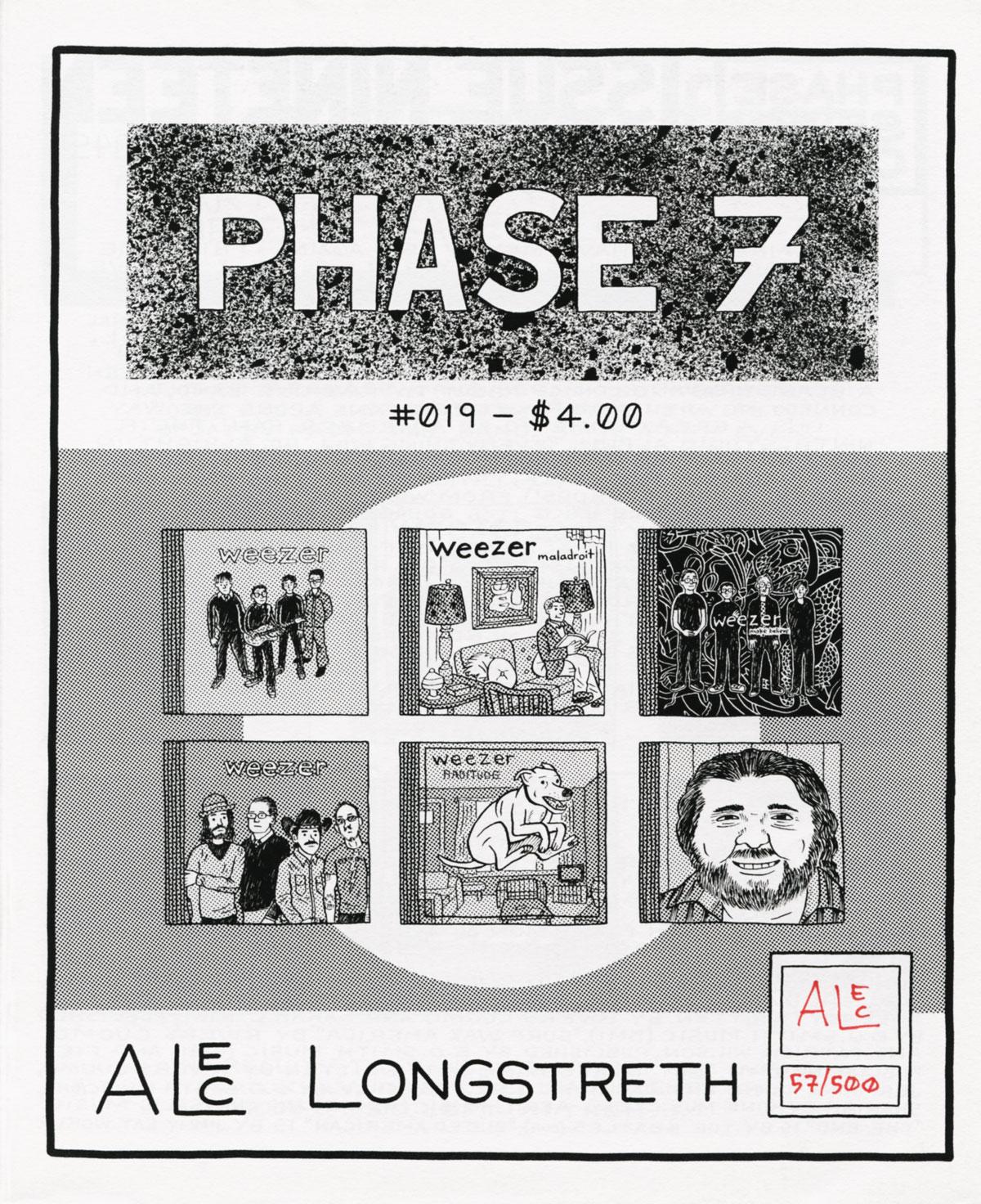 Phase 7 No. 019 by Alec Longstreth