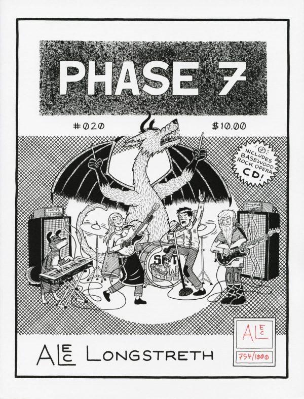 Phase 7 No. 020 by Alec Longstreth