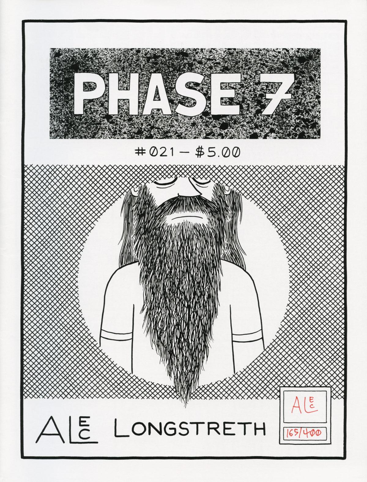 Phase 7 No. 021 by Alec Longstreth