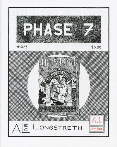 Phase 7 No. 023 by Alec Longstreth