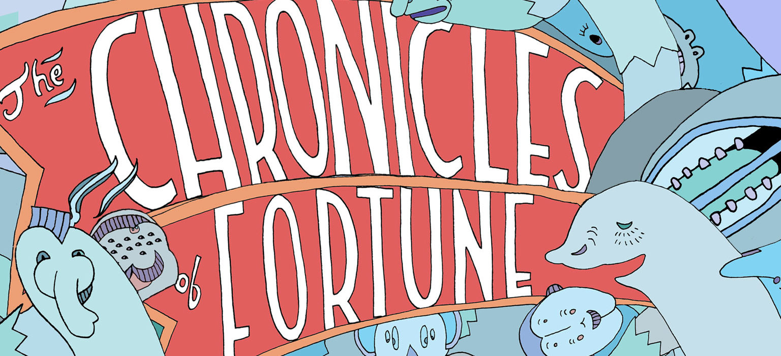 PREORDER The Chronicles of Fortune feature