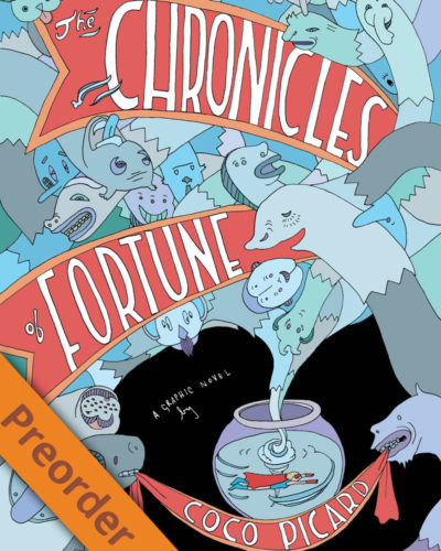 Preorder The Chronicles of Fortune by Coco Picard