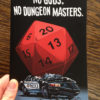 No Gods. No Dungeon Masters. by Io & Rachel Dukes