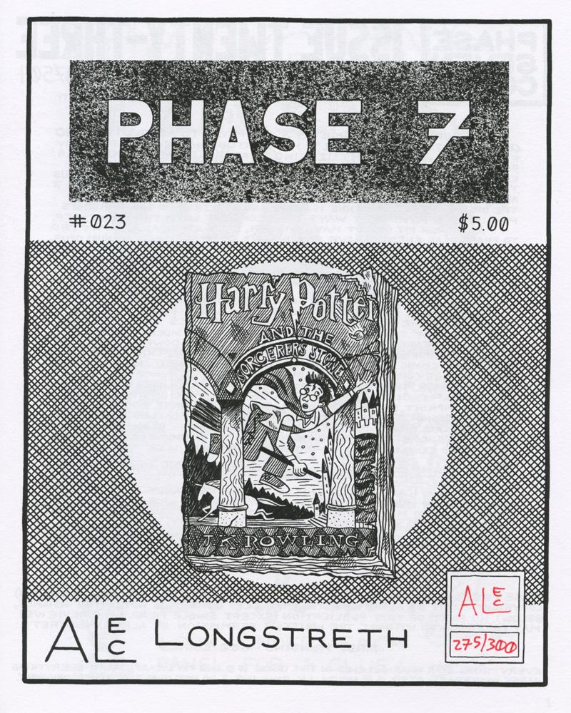 Phase 7 No. 023 by Alec Longstreth