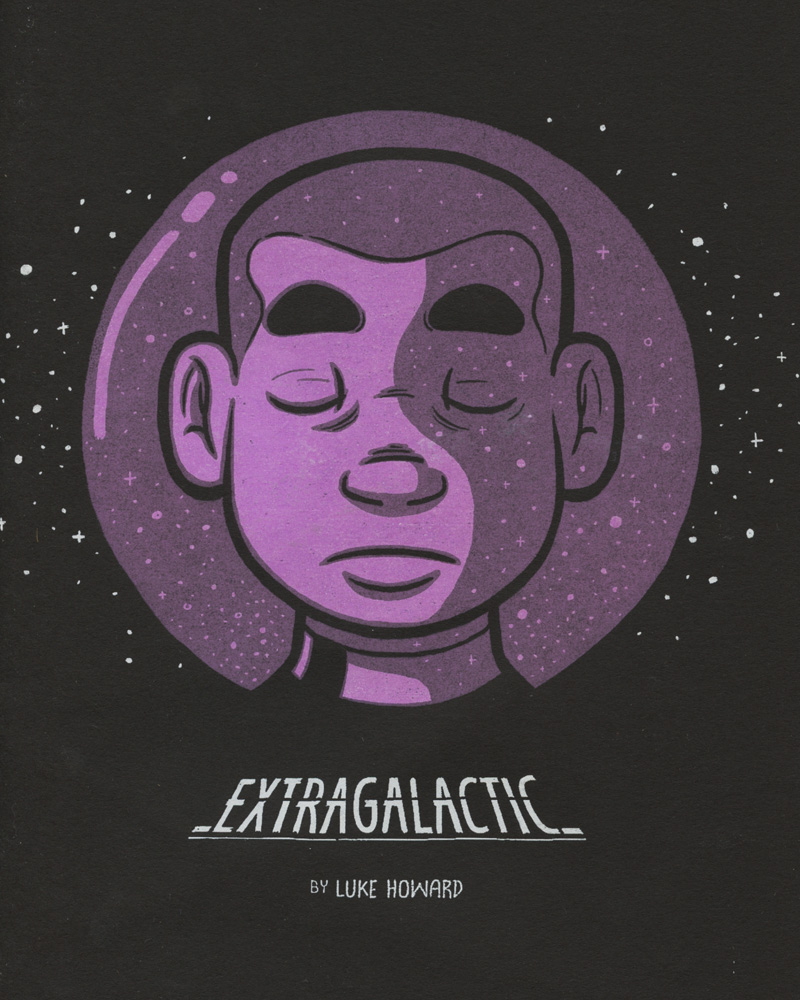 Extragalactic by Luke Howard
