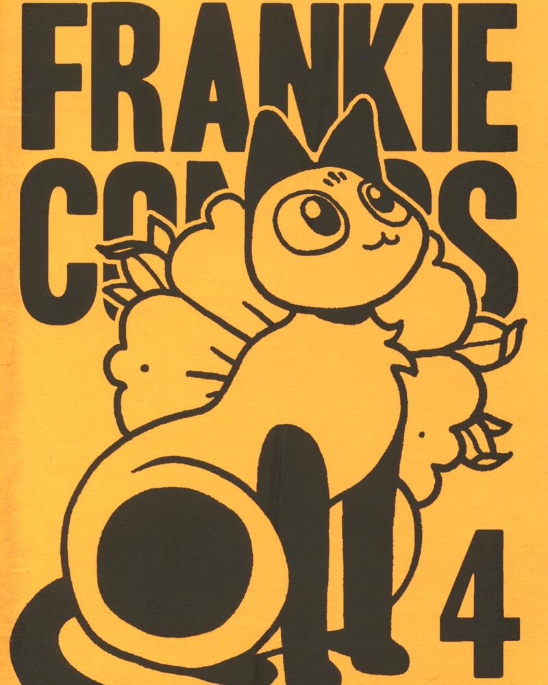 Frankie Comics No. 4 by Rachel Dukes