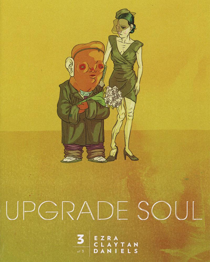Upgrade Soul vol 3 by Ezra Claytan Daniels