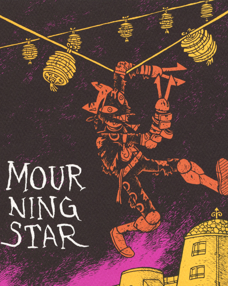 The Mourning Star vol. 2 by Kazimir Strzepek
