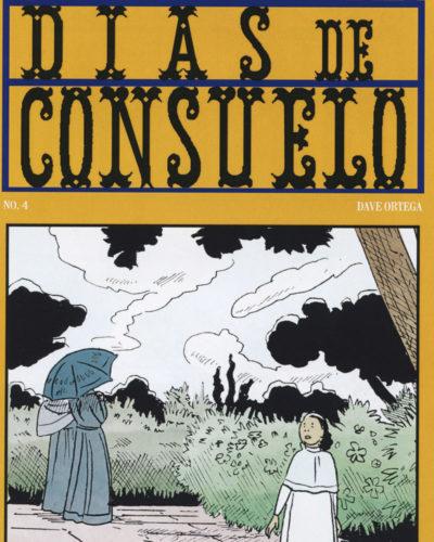 Dias De Consuelo No. 4 by Dave Ortega