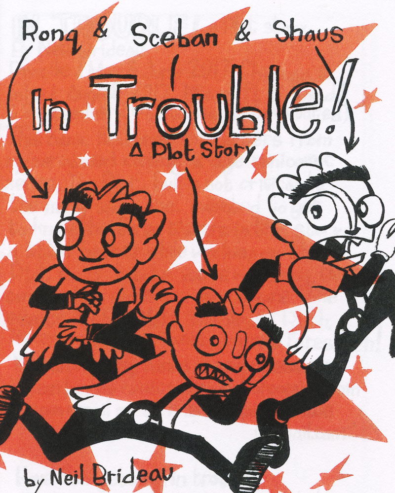 In Trouble by Neil Brideau