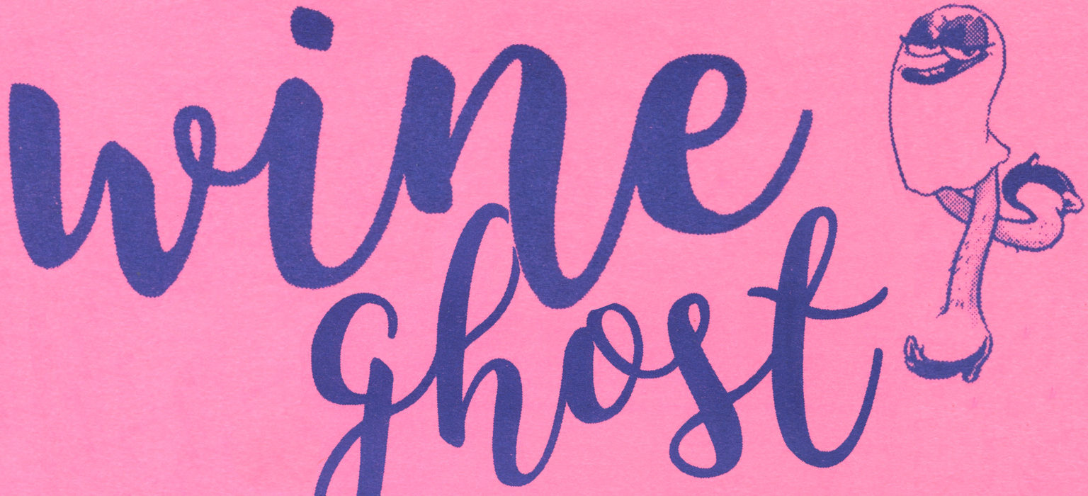 Wine Ghost Goes To Town feature