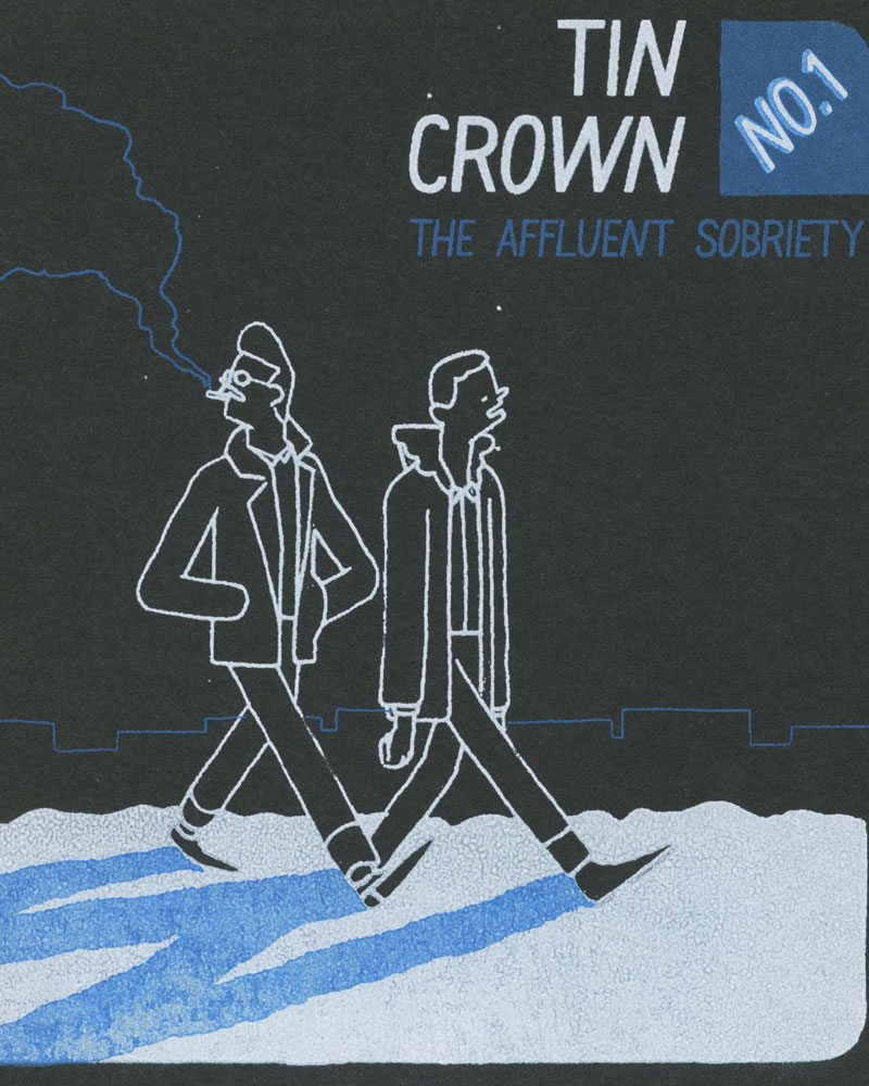 Tin Crown No. 1 by Bobby Sims