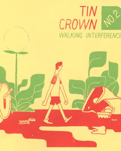 Tin Crown No. 2 by Bobby Sims