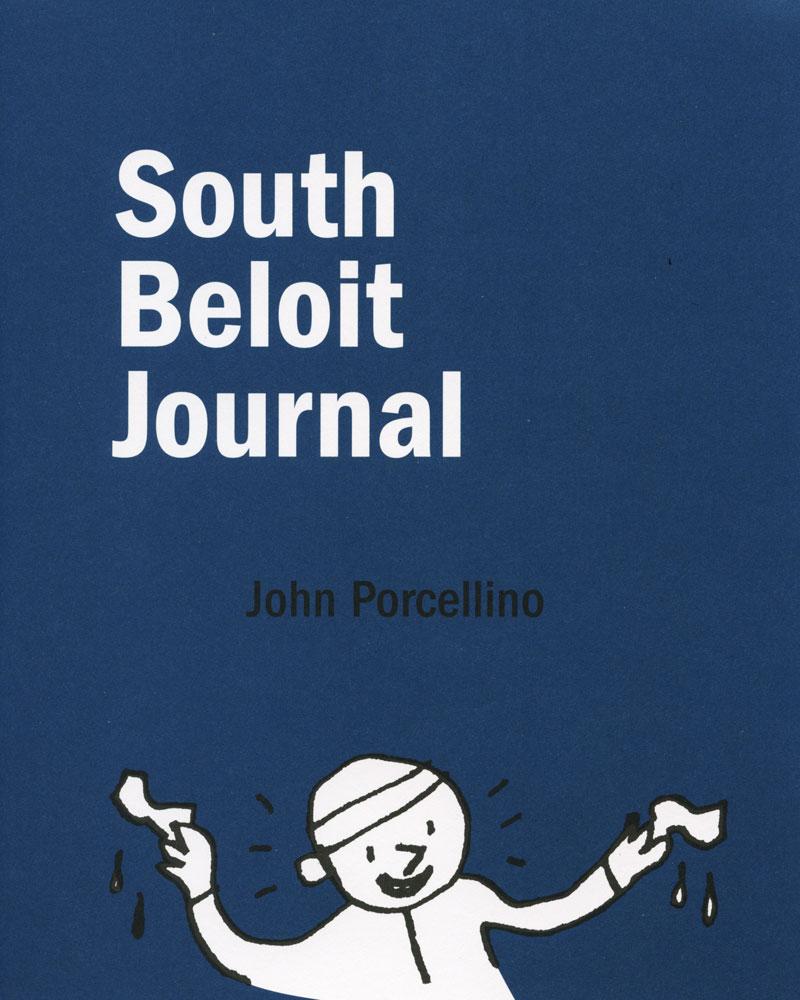 South Beloit Journal by John Porcellino