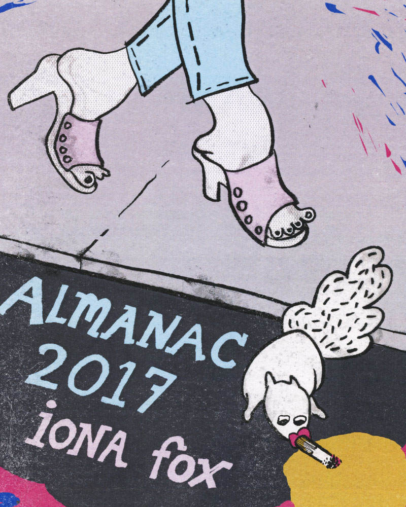 Almanac 2017 by Iona Fox