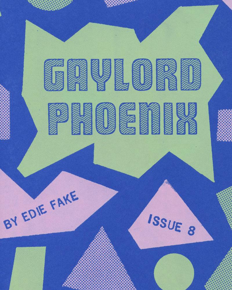 Gaylord Phoenix No. 8 by Edie Fake