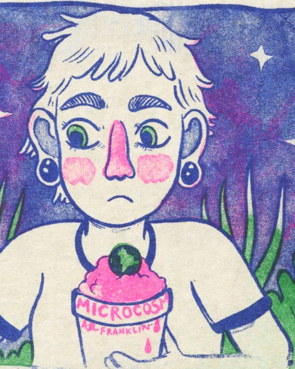 Microcosm by Ashley Robin Franklin