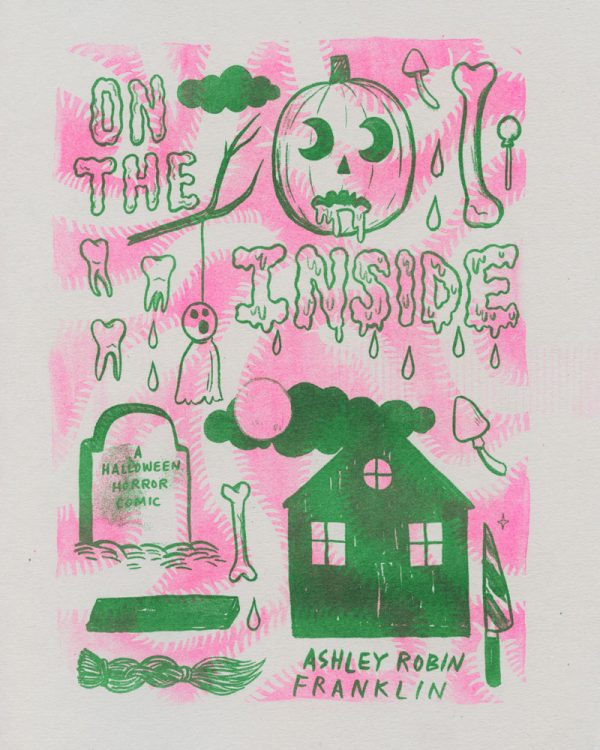 On The Inside by Ashley Robin Franklin