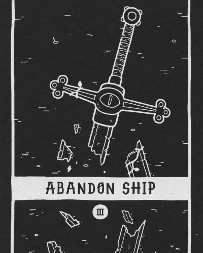 Abandon Ship III by Luke Howard