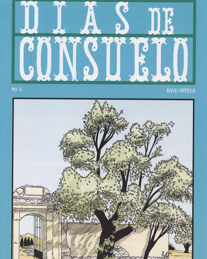 Dias De Consuelo No. 5 by Dave Ortega