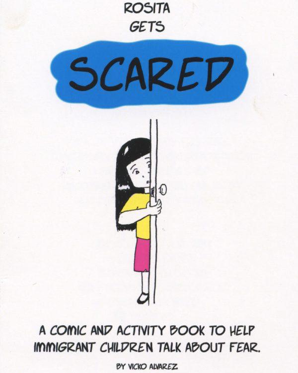 Rosita Gets Scared by Vicko Alvarez