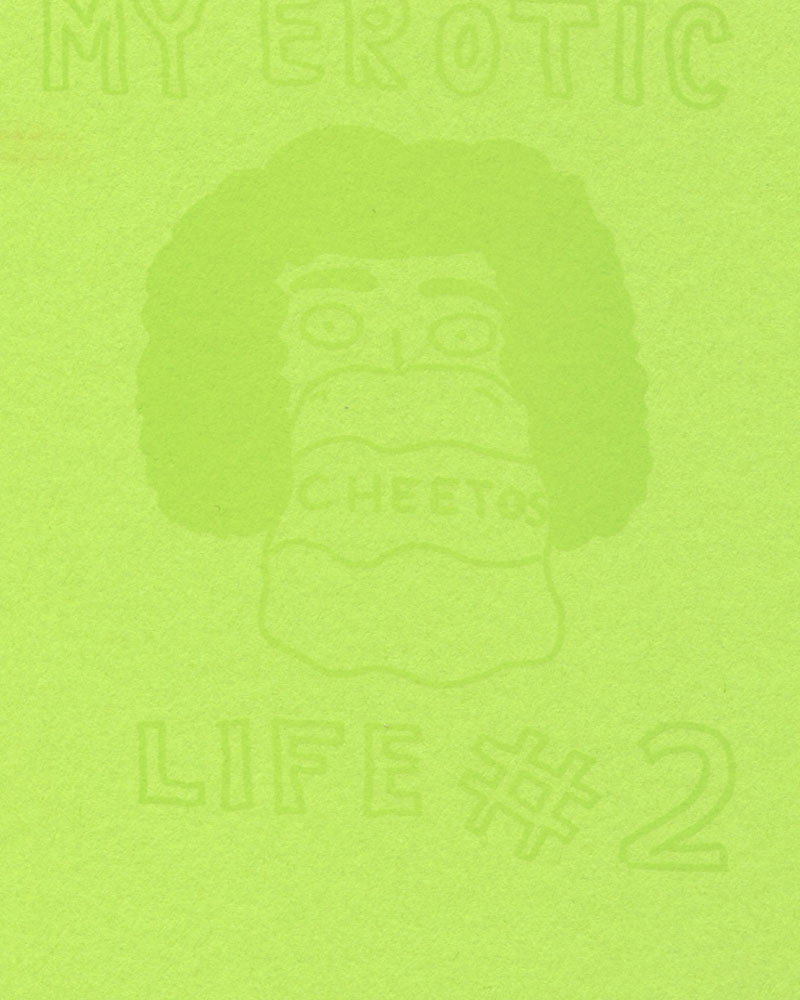 My Erotic Life No. 2 by Jessica Campbell