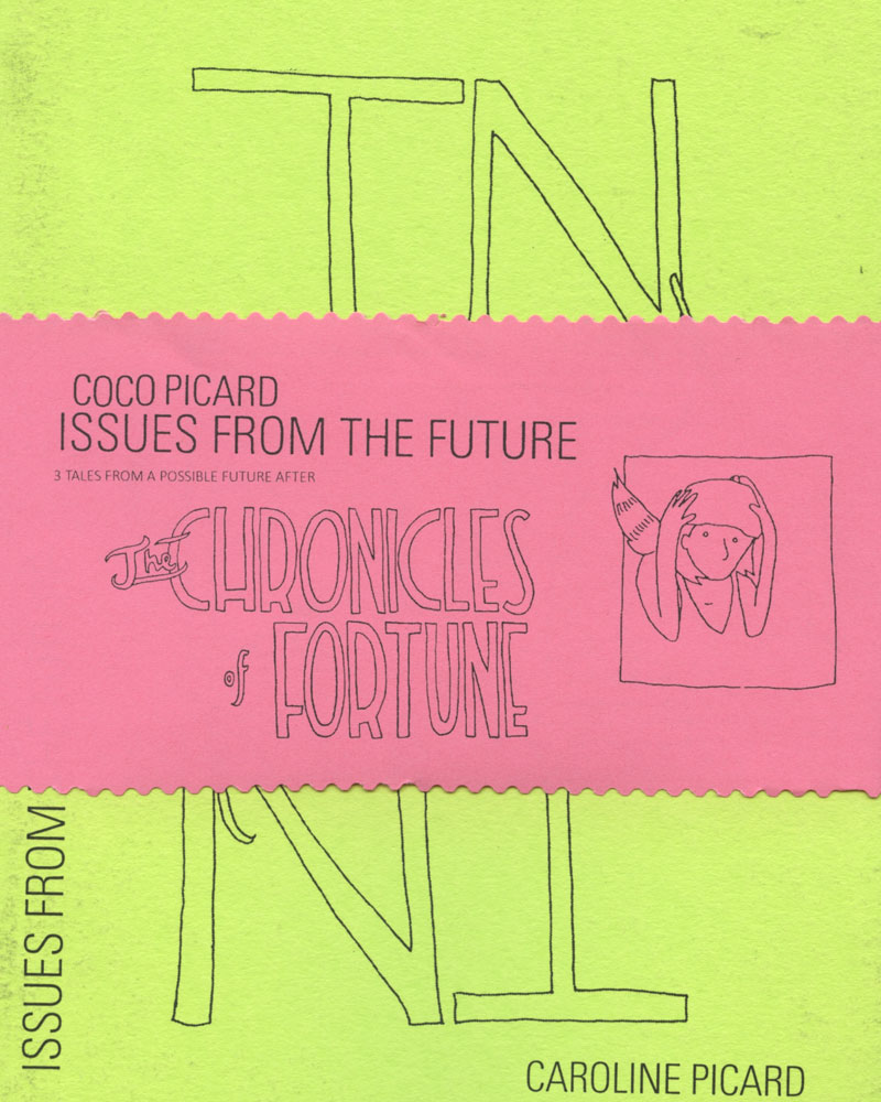 Issues From The Future by Coco Picard