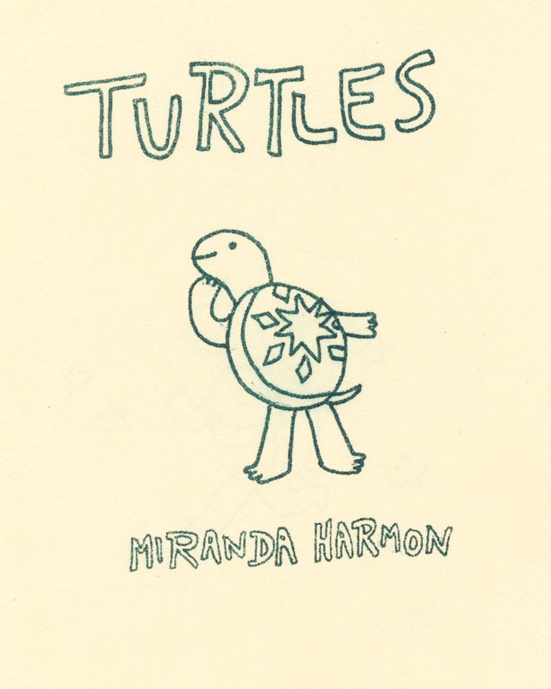Turtles by Miranda Harmon
