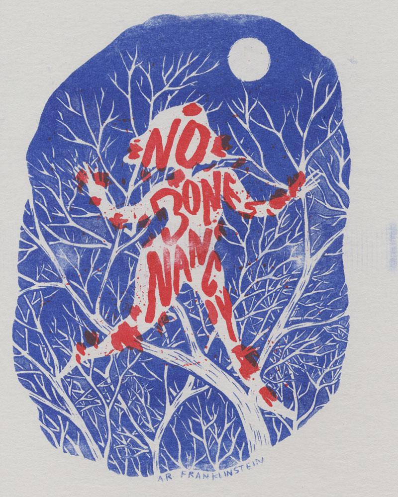 No Bones Nancy by Ashley Robin Franklin