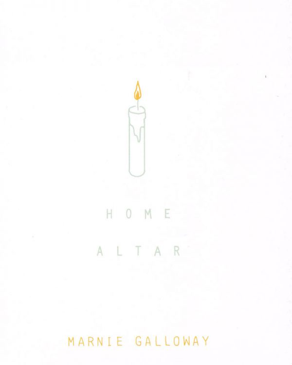 Home Altar by Marnie Galloway