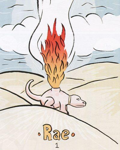 Rae No. 1 by Marcos Pérez