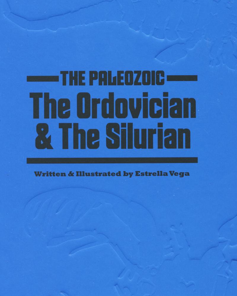 The Ordovician & The Silurian by Estrella Vega