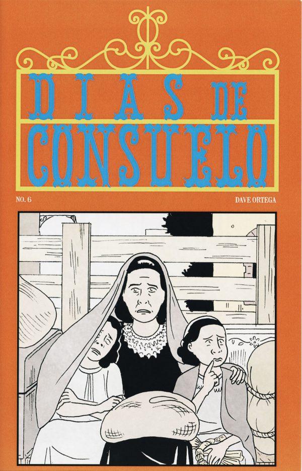 Dias De Consuelo No. 6 by Dave Ortega