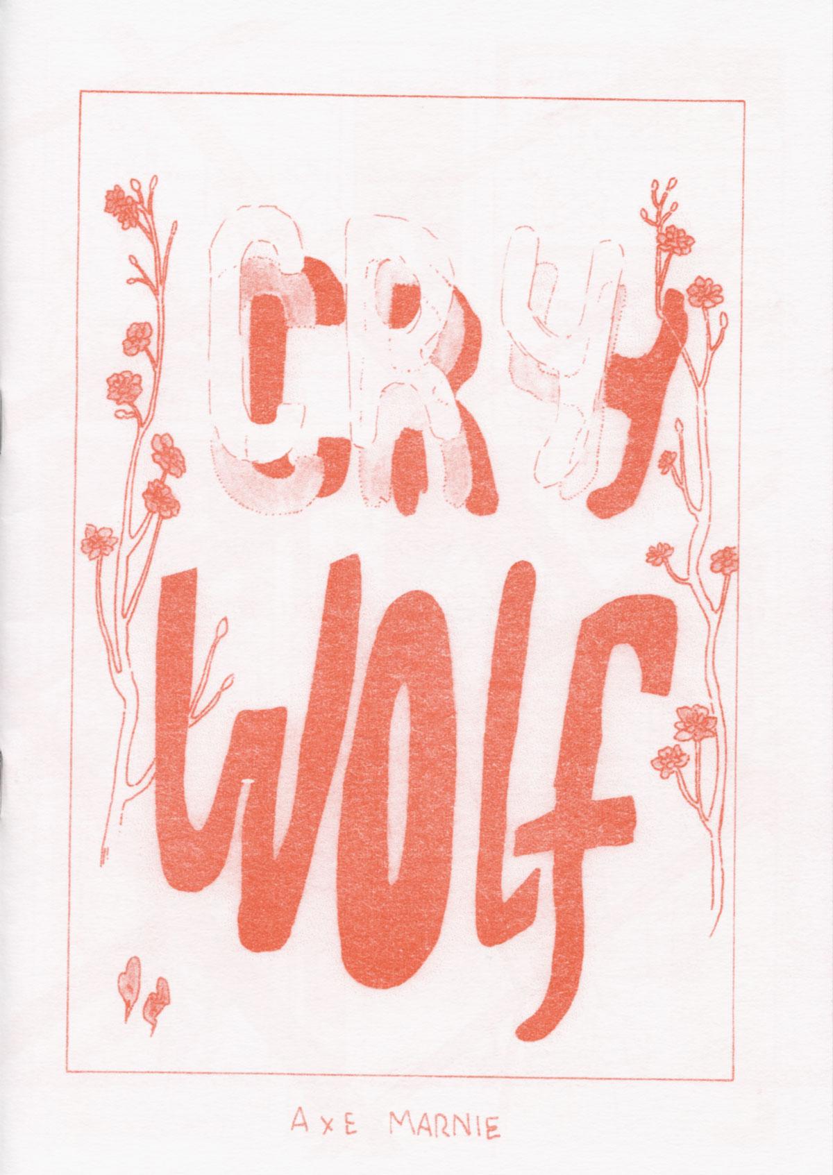 Crywolf by Axe Marnie