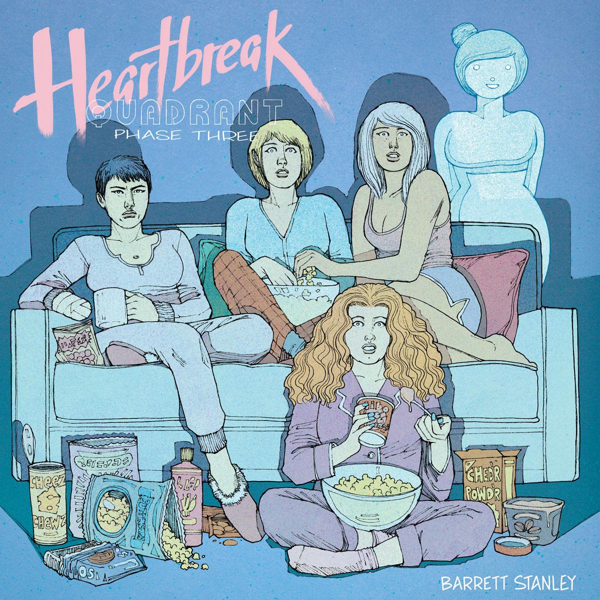 Heartbreak Quadrant Phase 3 by Barrett Stanley