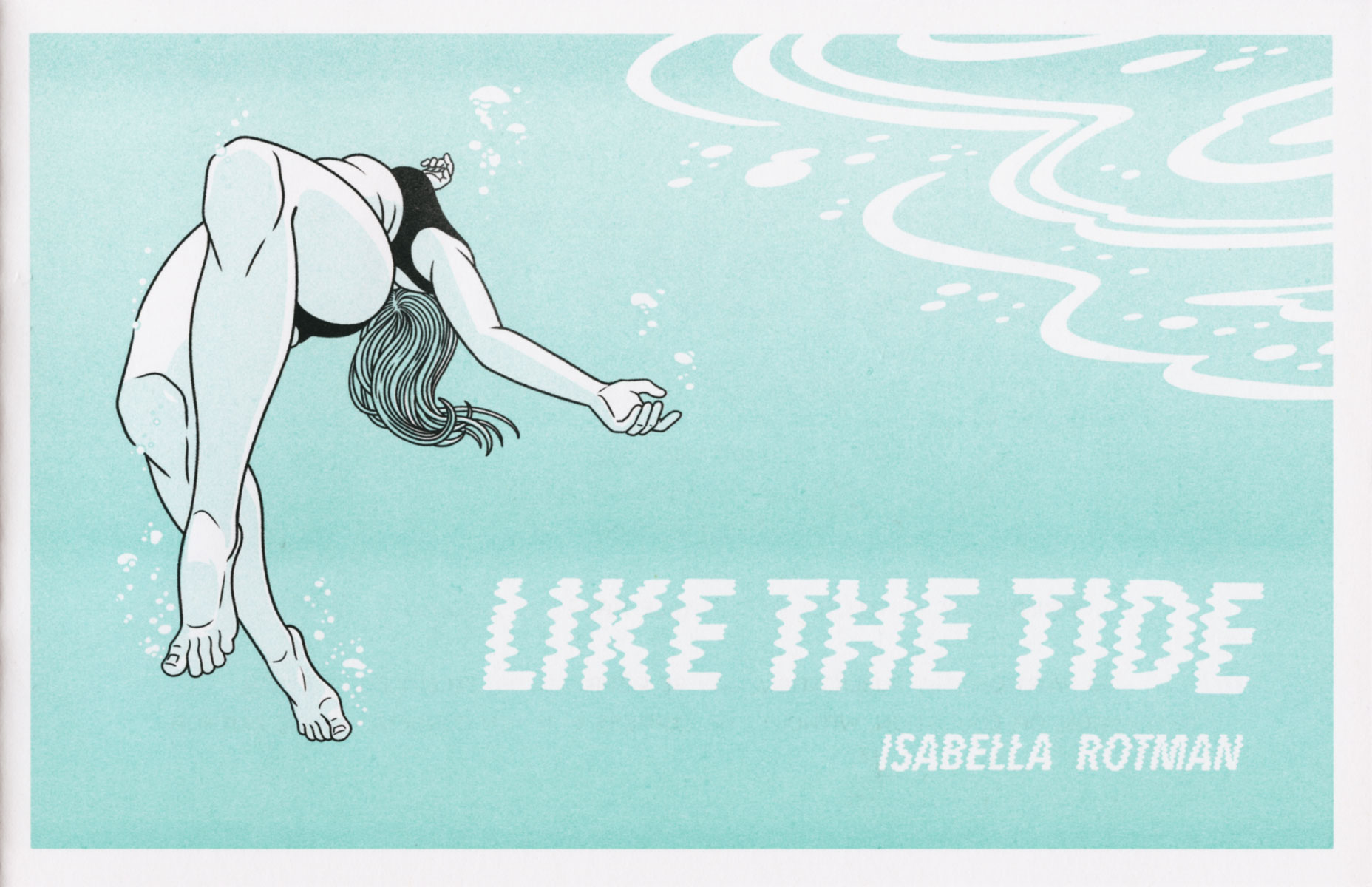 Like The Tide by Isabella Rotman