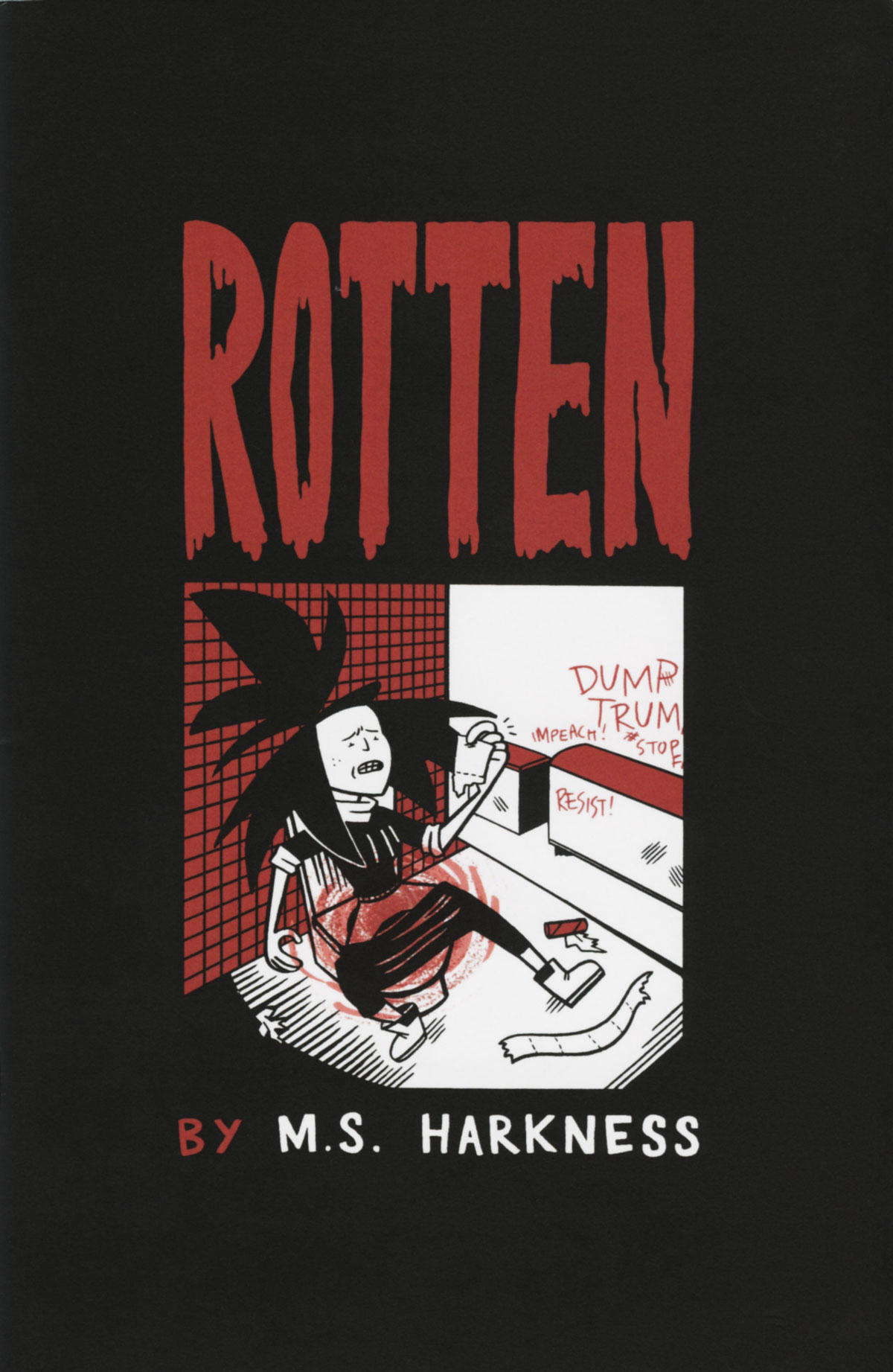 Rotten by M.S. Harkness