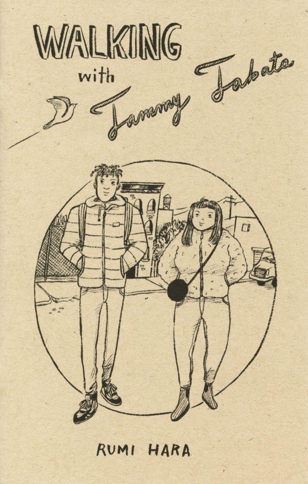 Walking With Tammy Tabaka by Rumi Hara