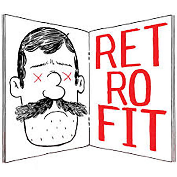 Retrofit Comics Logo