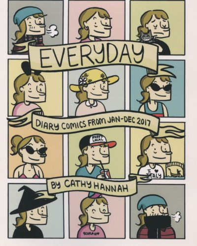 Everyday by Cathy Hannah