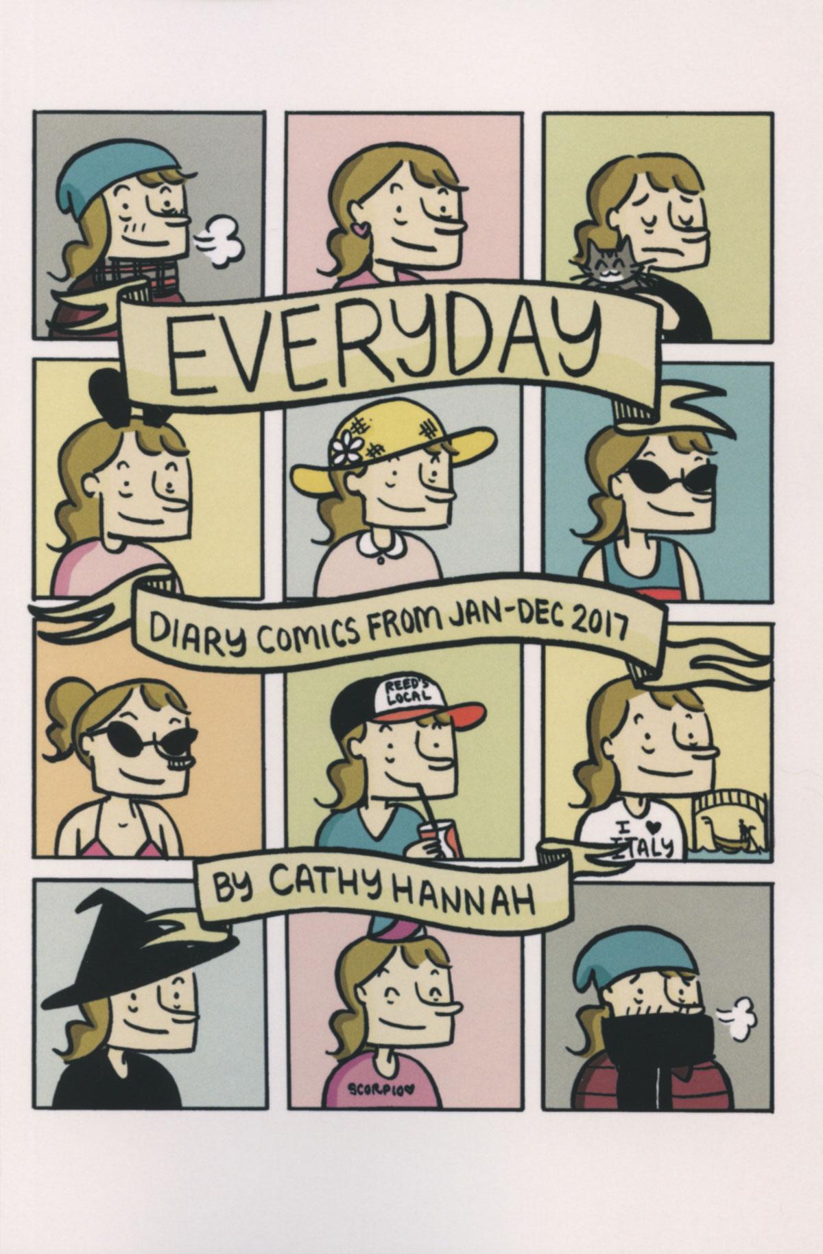 Everyday by Cathy Hannah